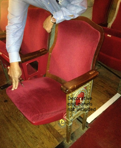 vintage used theater seating - Wholesale Theater Seating. Used Theater Seating. Used Vintage