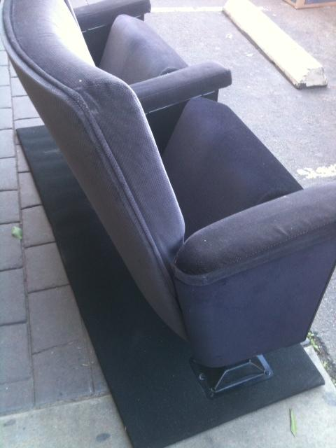 used theater seating Dreamworks